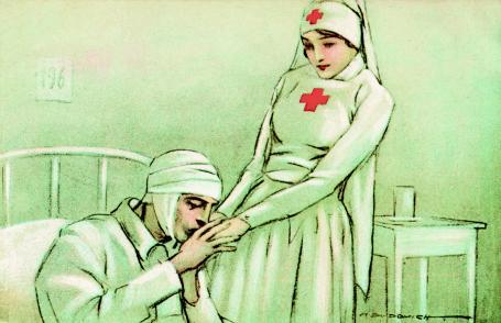 Postcards of Nursing: A Worldwide Tribute